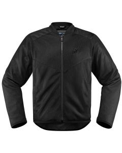 ICON Anthem Mesh Relaxed Fit Jacket Black