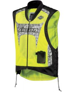 ICON Interceptor™ Fighter Mesh™ Vest Yellow