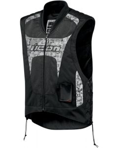 ICON Interceptor™ Fighter Mesh™ Vest Black