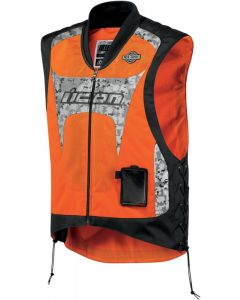 ICON Interceptor™ Fighter Mesh™ Vest Orange
