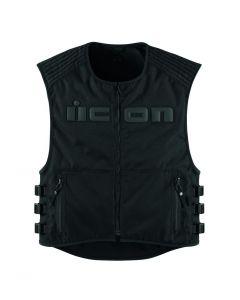 ICON Brigand™ Textile Vest Black