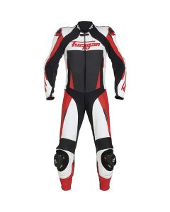 Furygan Full Apex Leather One Piece Suit Red 36