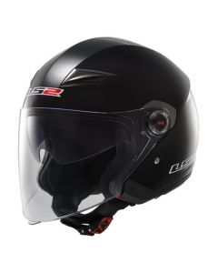 LS2 Track Solid Black