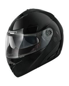 Shark Openline Flip Up Helmet Prime PIN  BLACK