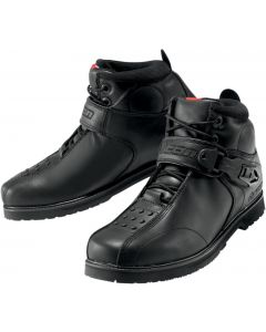ICON Superduty™ 4 Leather Boot Black