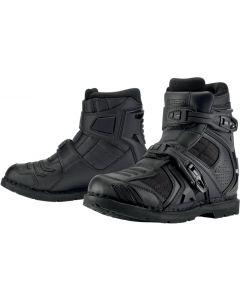 ICON Field Armor 2 Textile Boot Black