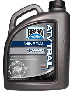 BEL-RAY OIL ATV MINERAL 4T 10W-40 1L