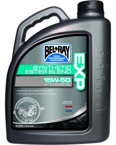 BEL-RAY OIL EXP BLEND 4T 15W-50 4L