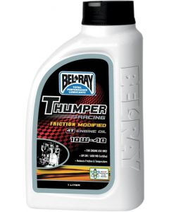 BEL-RAY OIL THUMPER 4T 10W-30 1L