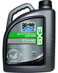 BEL-RAY OIL 4T SYN EXS 10W40 4L