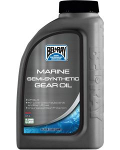 BEL-RAY OIL MARINE SEMI SYN GEAR 1L