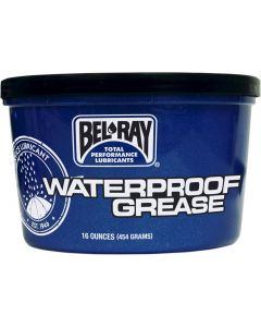 BEL-RAY GREASE WATERPROOF TUB 16OZ