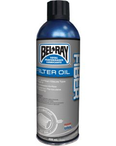 BEL-RAY OIL FIBER FILTER SPRAY 400ML