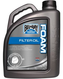 BEL-RAY OIL FOAM FILTER 4L