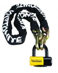 KRYPTONITE LOCK W/CHAIN 1415 DISC 5'