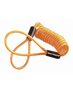 KRYPTONITE LOCK CABLE HI-VIS ORANGE