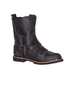 Spada Kensington Rigger Leather Boot Black