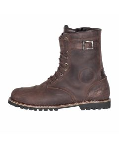 Spada Pilgrim Grande Leather Boot Brown