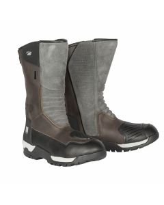 Spada Stelvio Leather Boot Brown