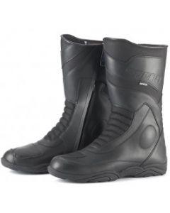 Spada Wave Leather Boot Black