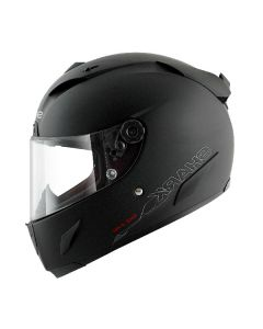 Shark Race-R Pro Helmet Blank Matt Black