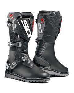 Sidi Trial Zero Leather Boot Black