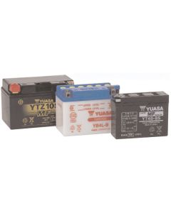 Yuasa Battery YB3L-B With Acid
