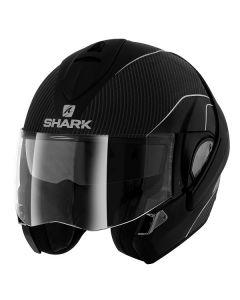 Shark Evoline Helmet Pro Carbon Matt Black/Silver