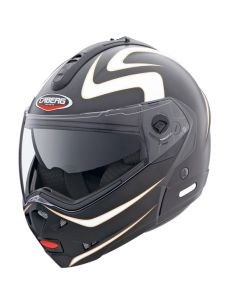 Caberg Konda Flip Up Helmet   Black