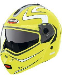 Caberg Konda Flip Up Helmet   Fluo
