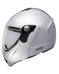 Caberg Rhyno Junior Flip Up Helmet   Silver