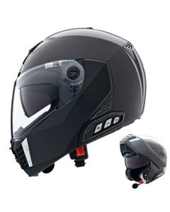 Caberg Sintesi Flip Up Helmet  Metal Black