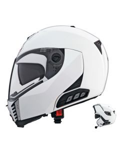 Caberg Sintesi Flip Up Helmet   White