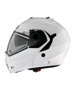 Caberg Duke Flip Up Helmet  Metal White