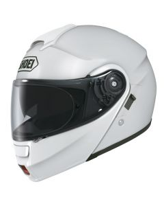 Shoei Neotec Flip Up Helmet   White