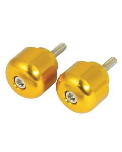 BAR END HONDA CBR600 / 900 / 1100 GOLD
