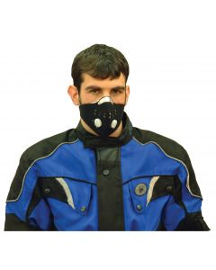 FACE MASK URBAN SURVIVAL BLACK NEOPRENE