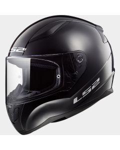 LS2 FF353 Rapid Black XL