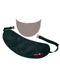 Luggage Timberwolf Visor Pouch Black