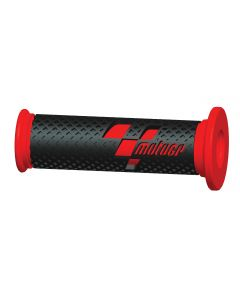 Motogp Race Grip Black Red
