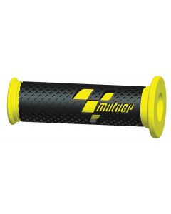 Motogp Race Grip Black Yellow