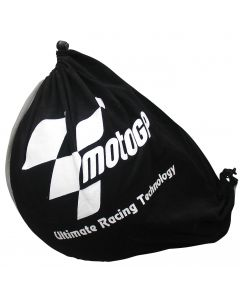 Motogp Drawstring Helmet Bag Black / Grey