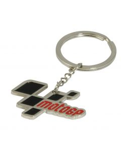 Motogp Keyfob Metal Logo