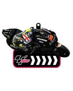 Motogp Pvc Keyfob 2013 Smith #38
