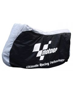 Motogp Rain Cover Black & Grey Large 750>1000Cc