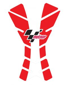 Motogp Tank Pad 3Pc Sic Red/White