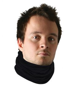 NECK TUBE BLACK