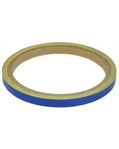 WHEEL/BODY STRIPES 7MM REFLECTIVE DARK BLUE