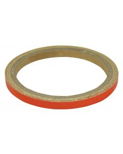 WHEEL/BODY STRIPES 7MM REFLECTIVE ORANGE