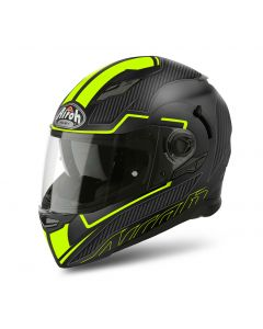 Airoh Movement S Full Face - Faster Yellow Matt - XS